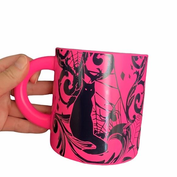 NWT Starbucks Halloween Target Exclusive Cat Mug